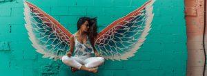 Sentire Drachten in contact met je engelen